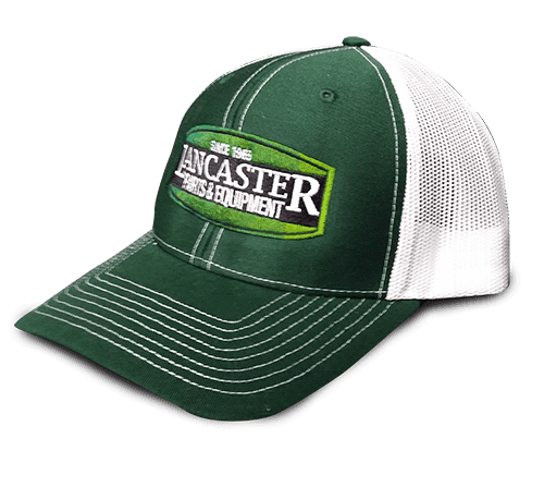 LPE Green/White Hat
