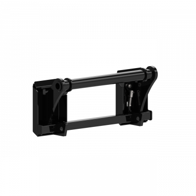 Manitou to Universal Skid Steer Adapter