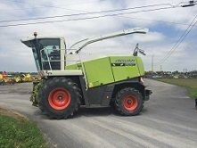CLAAS Harvester Parts