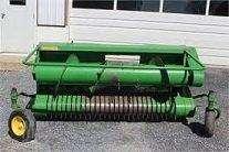 John Deere® 7.5' Hay Head Parts
